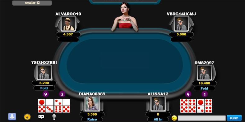 Permainan Judi Domino Paling Populer